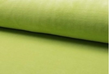 Nicy Velours Lime 2