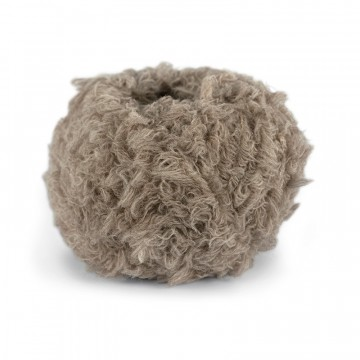 Pure Eco Fur Beige Melert 1106