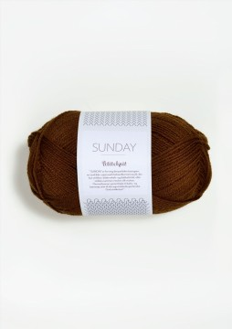 SUNDAY PetitKnit 2564 Chocolate Truffle