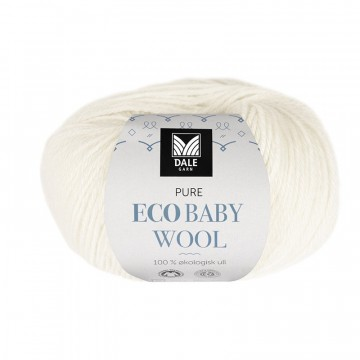 Pure Eco Baby Wool 1301 Natur