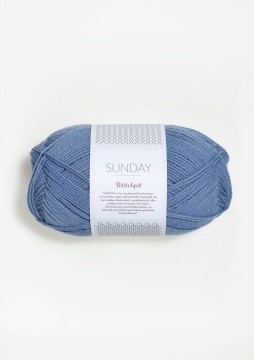 SUNDAY PetitKnit 6043 Baby Blue Eyes