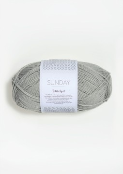 SUNDAY PetitKnit 1031 Foggy Grey