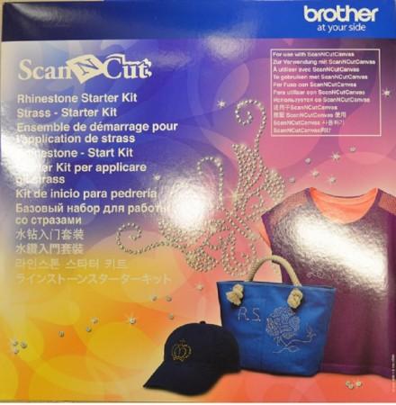 ScanNcut Starter Kitt